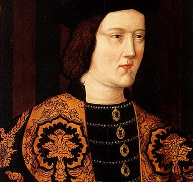 Picture showing Edward IV York, (1442-1483)