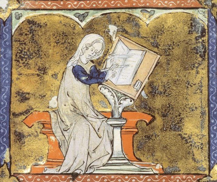 Image showing Marie de France