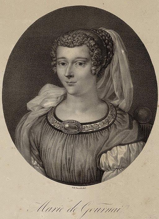 Marie le Jars, Lady Gournay (1566-1645)