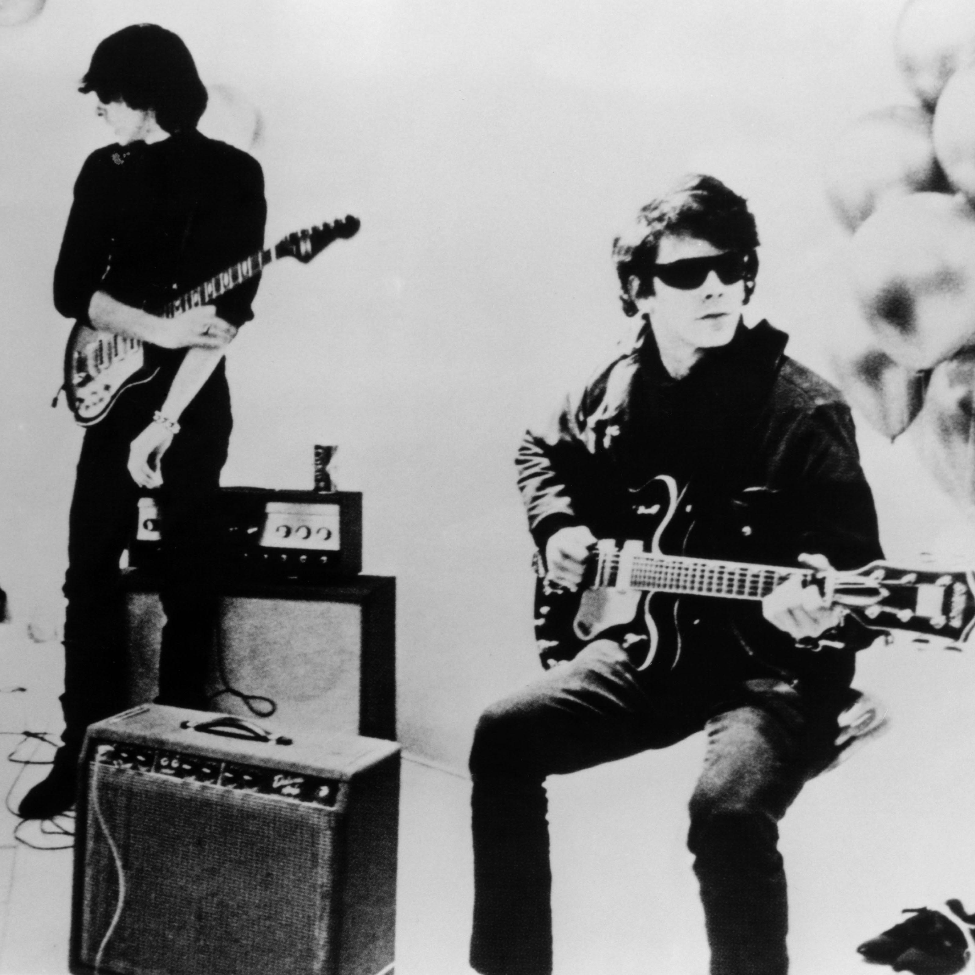 Lou Reed, John Cale and The Velvet Underground