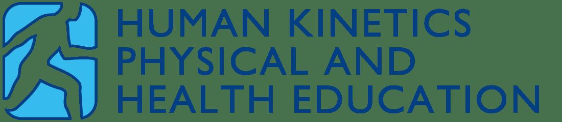 Human Kinetics Physical and Health Education logo
