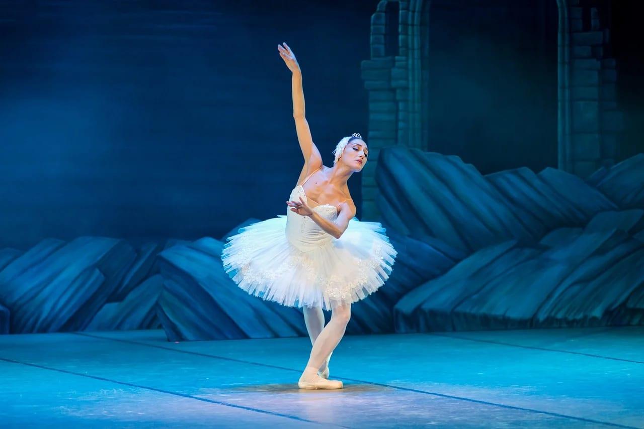 Ballet Swan Lake (Pixabay)