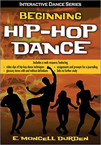 Book cover for Beginning Hip-Hop Dance (Human Kinetics). Select image to read ebook.