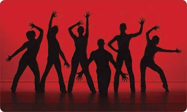Lighting effects (Beginning Musical Theatre Dance)