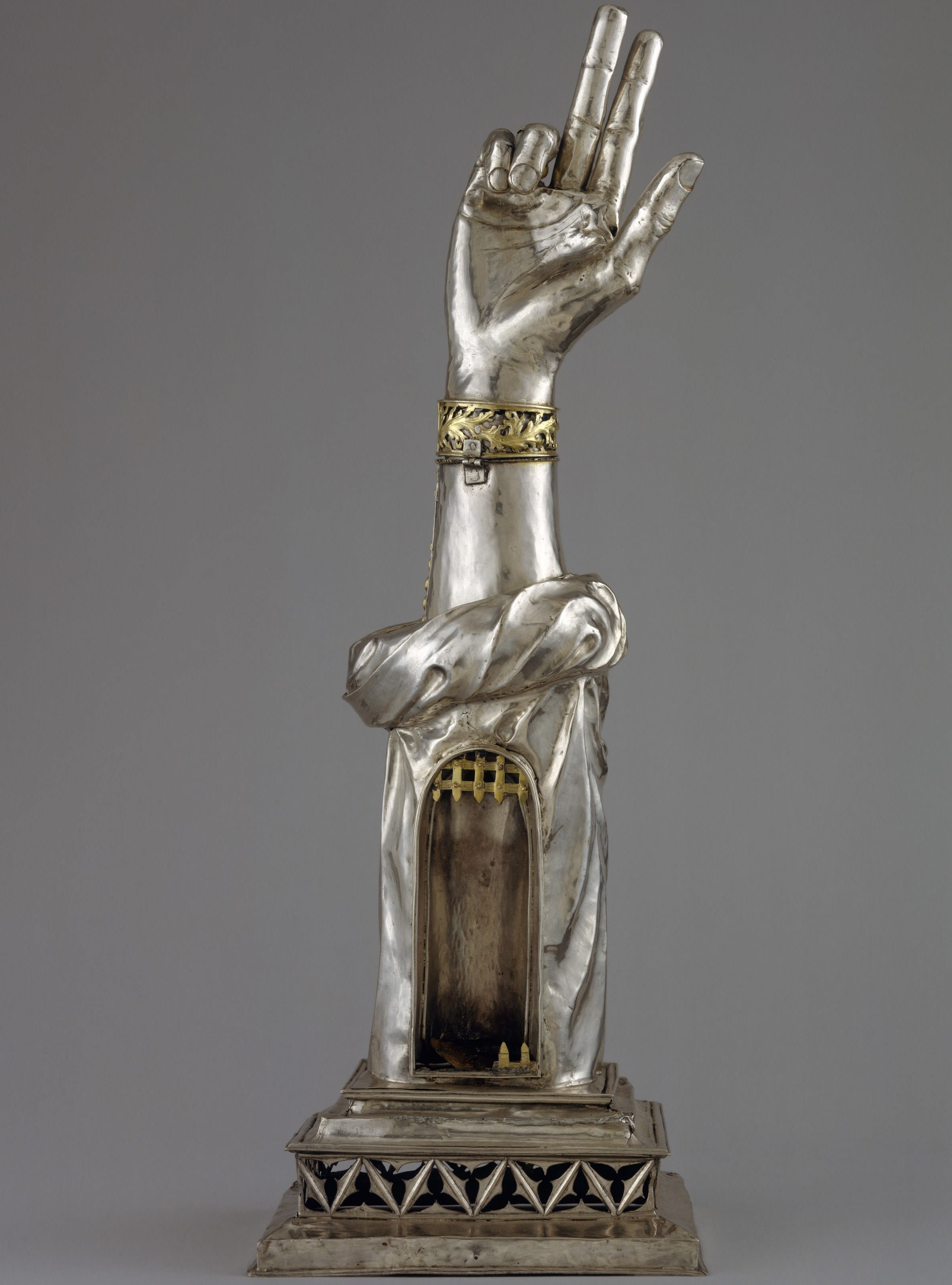 Reliquary Arm of Saint Valentine