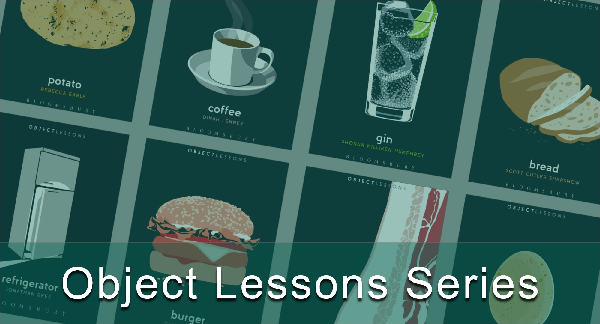 Click here to view the Object Lessons series