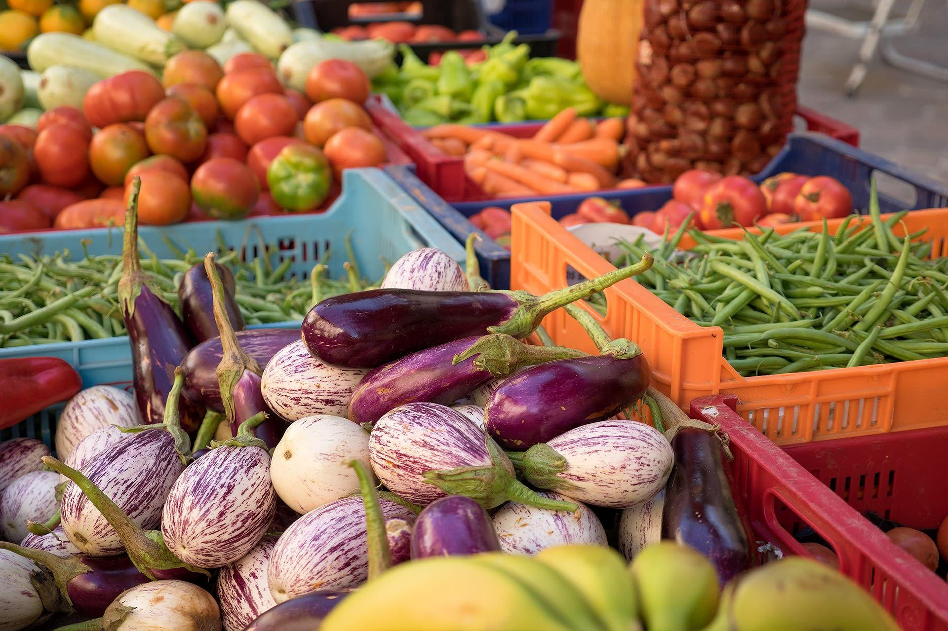 Vegetables (Pixabay)