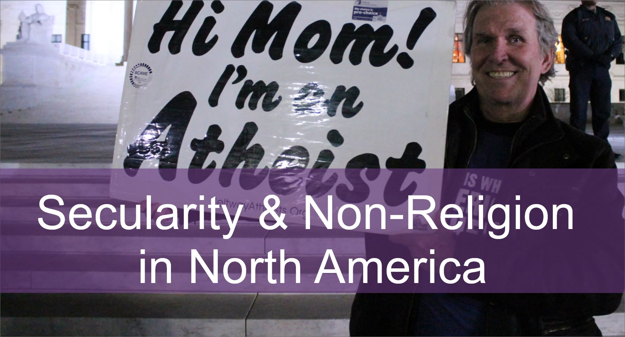 Click here to view content on Secularity & Non Religion
