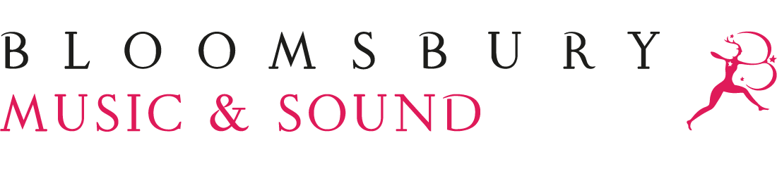 Bloomsbury Music and Sound Logo