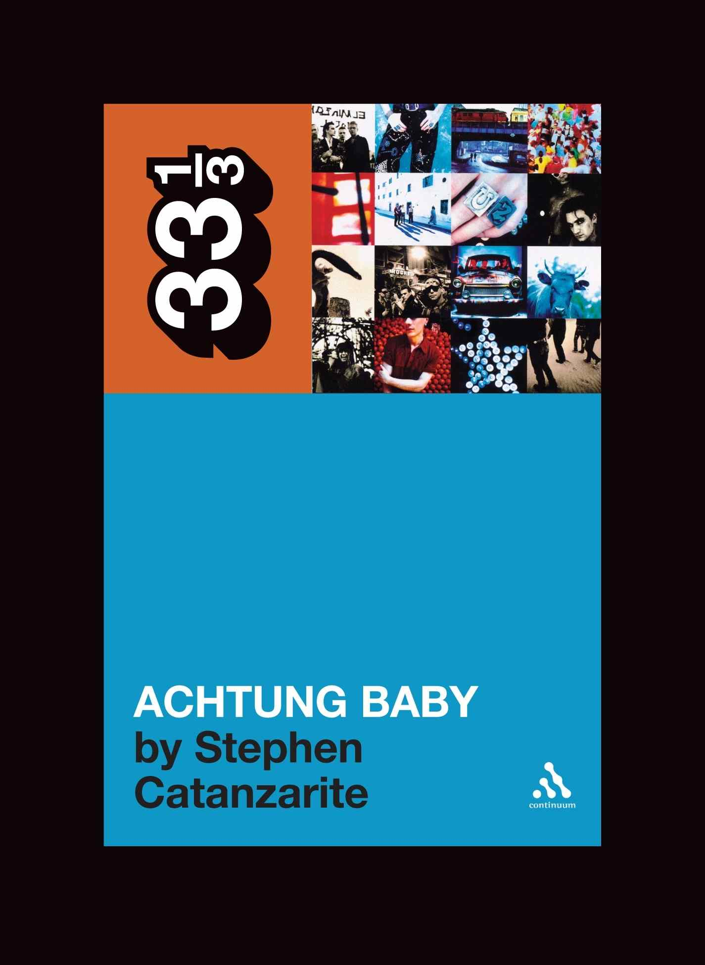 U2's Achtung Baby