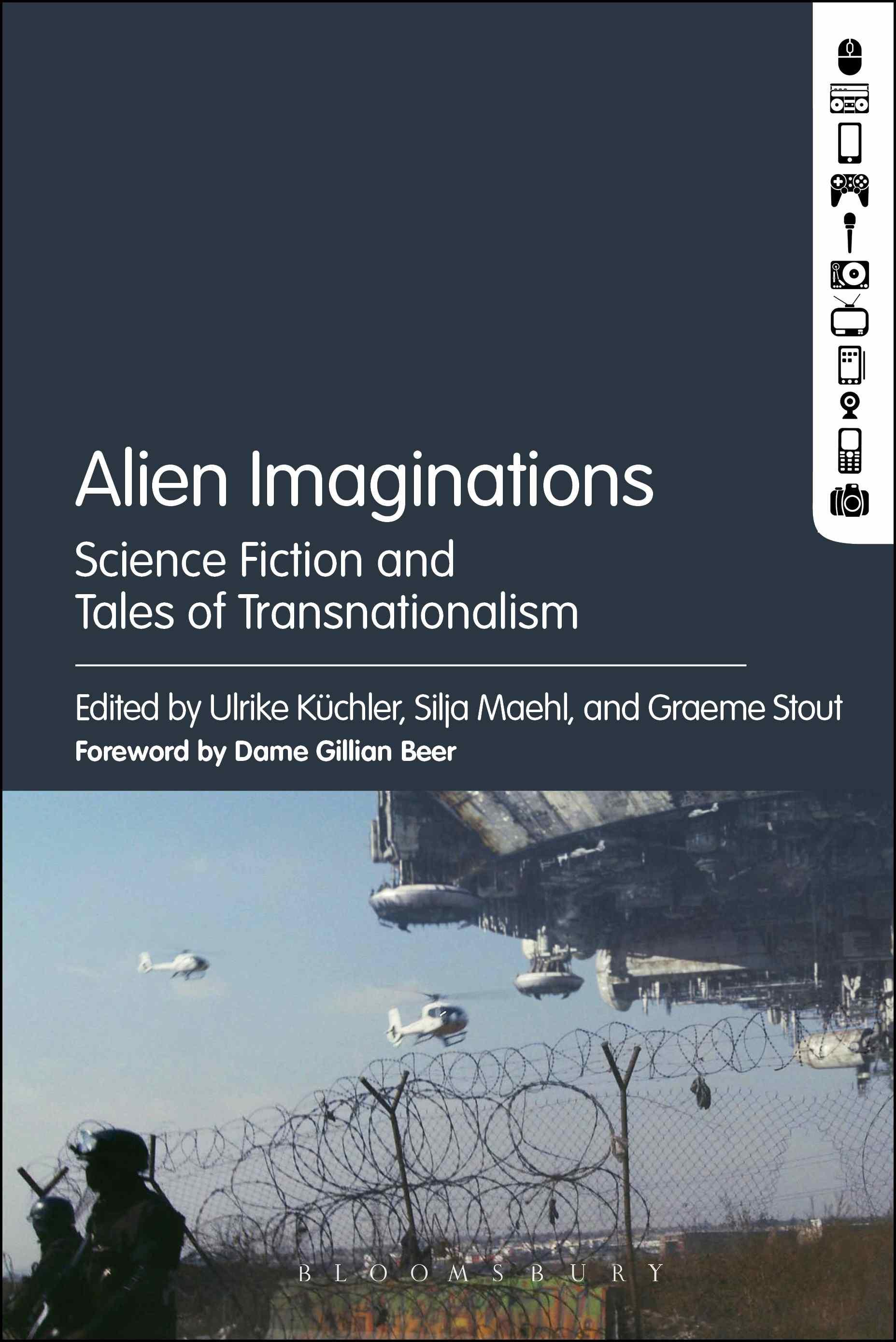 Screen studies books alien imaginations fandeluxe Images