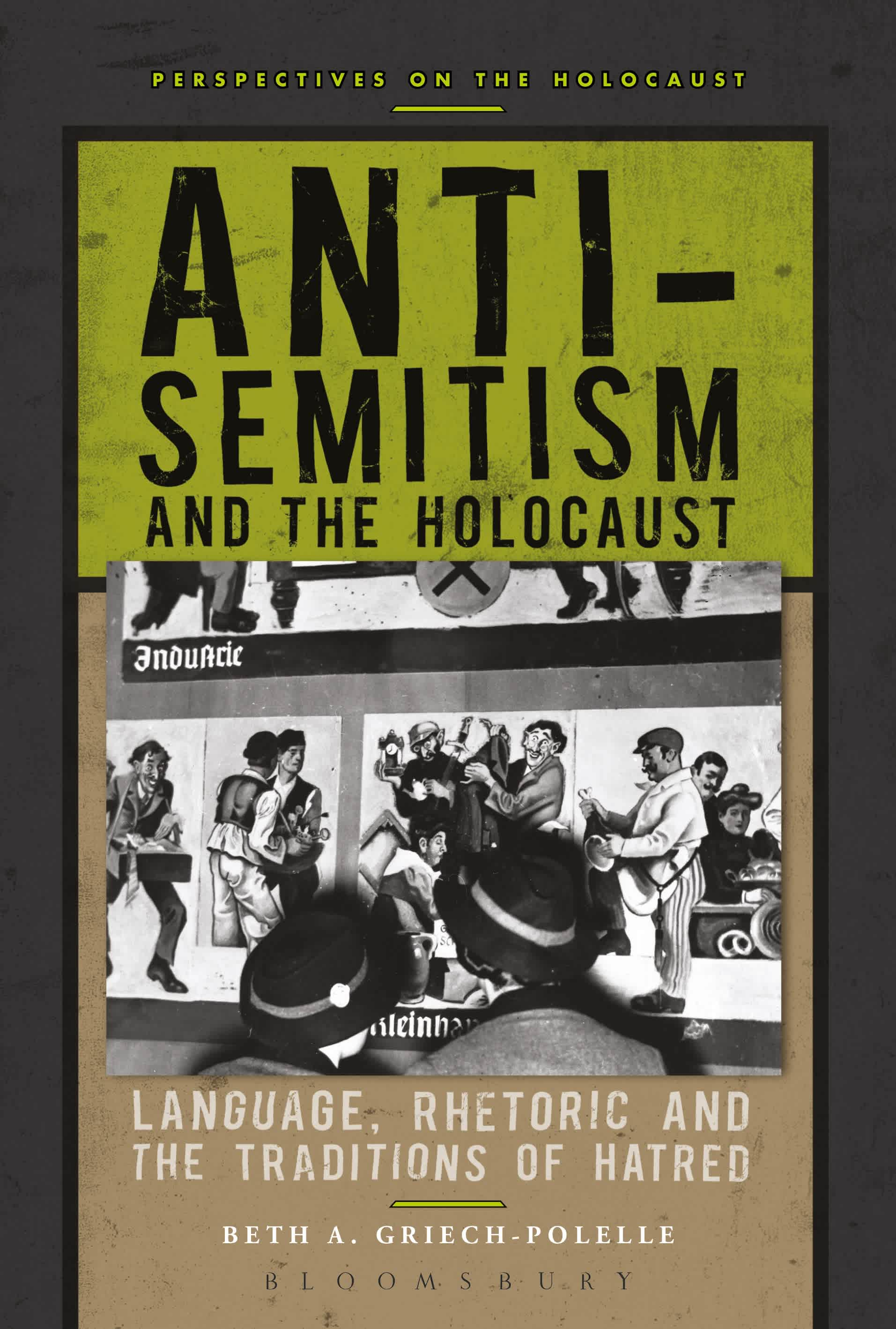 Bloomsbury cultural history ebooks anti semitism and the holocaust fandeluxe Gallery