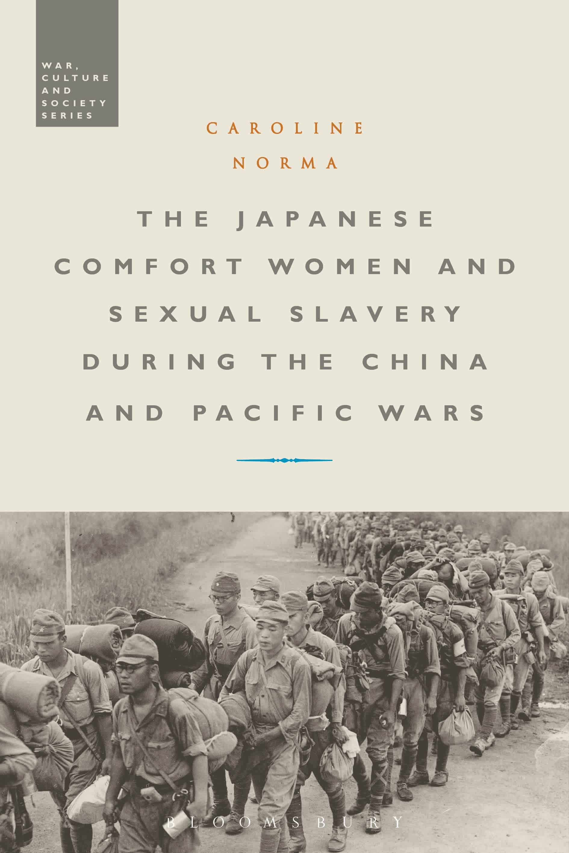 Bloomsbury cultural history ebooks the japanese comfort women and sexual slavery during the china and pacific wars fandeluxe Gallery