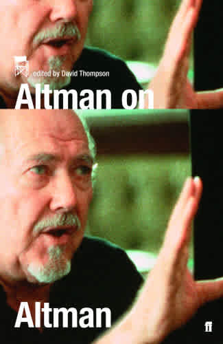 Altman on Altman cover image