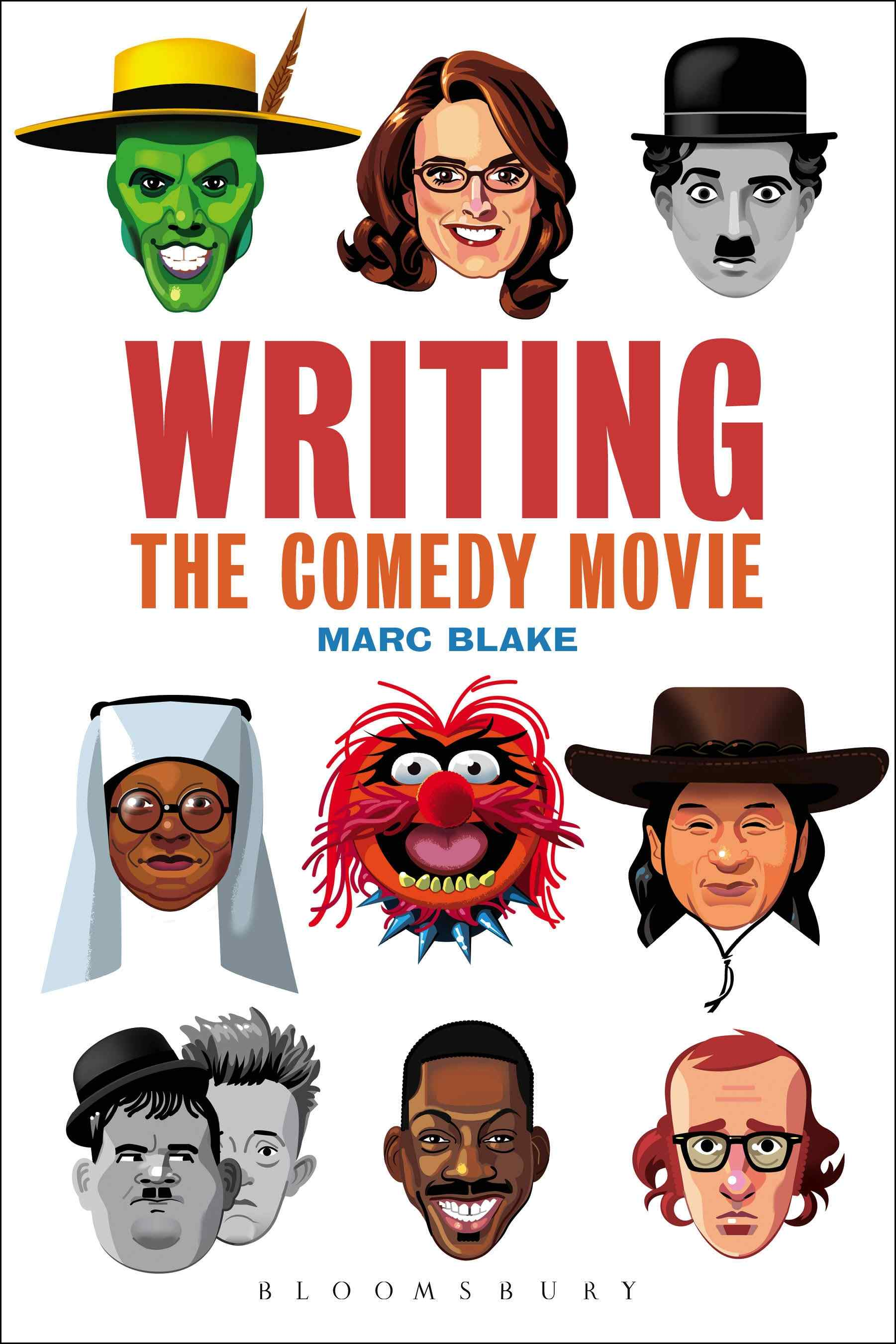 Writing the Comedy Movie cover image