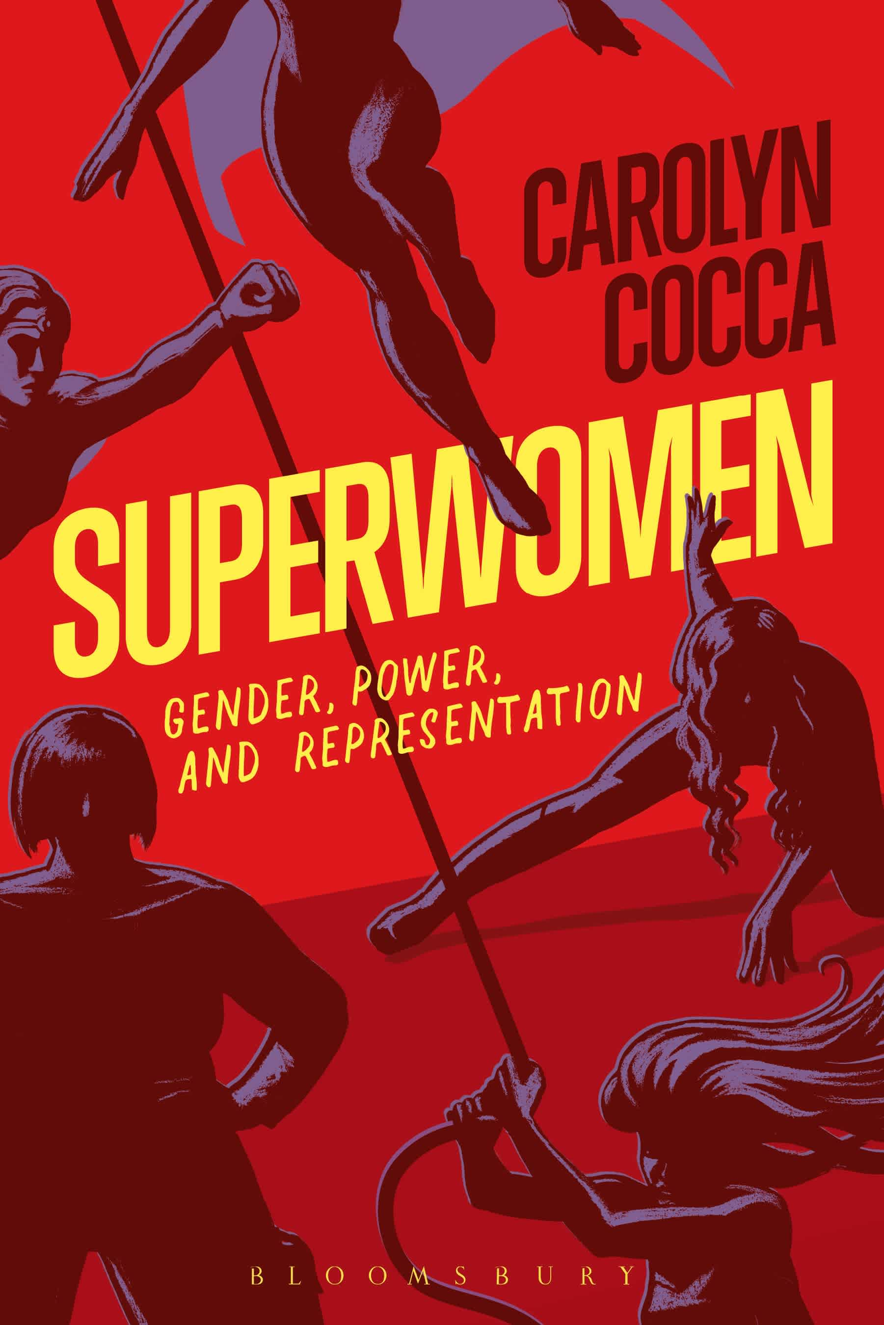 Superwomen: Gender, Power, and Representation cover image