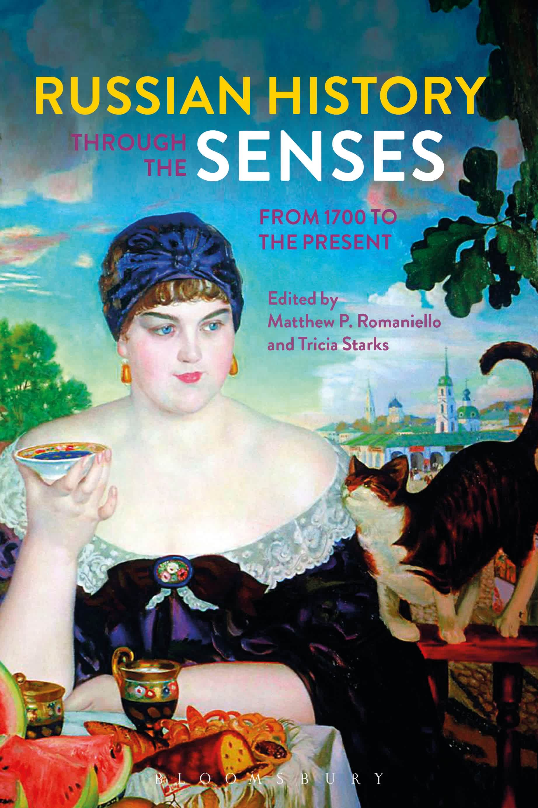 Cover of Russian History through the Senses
