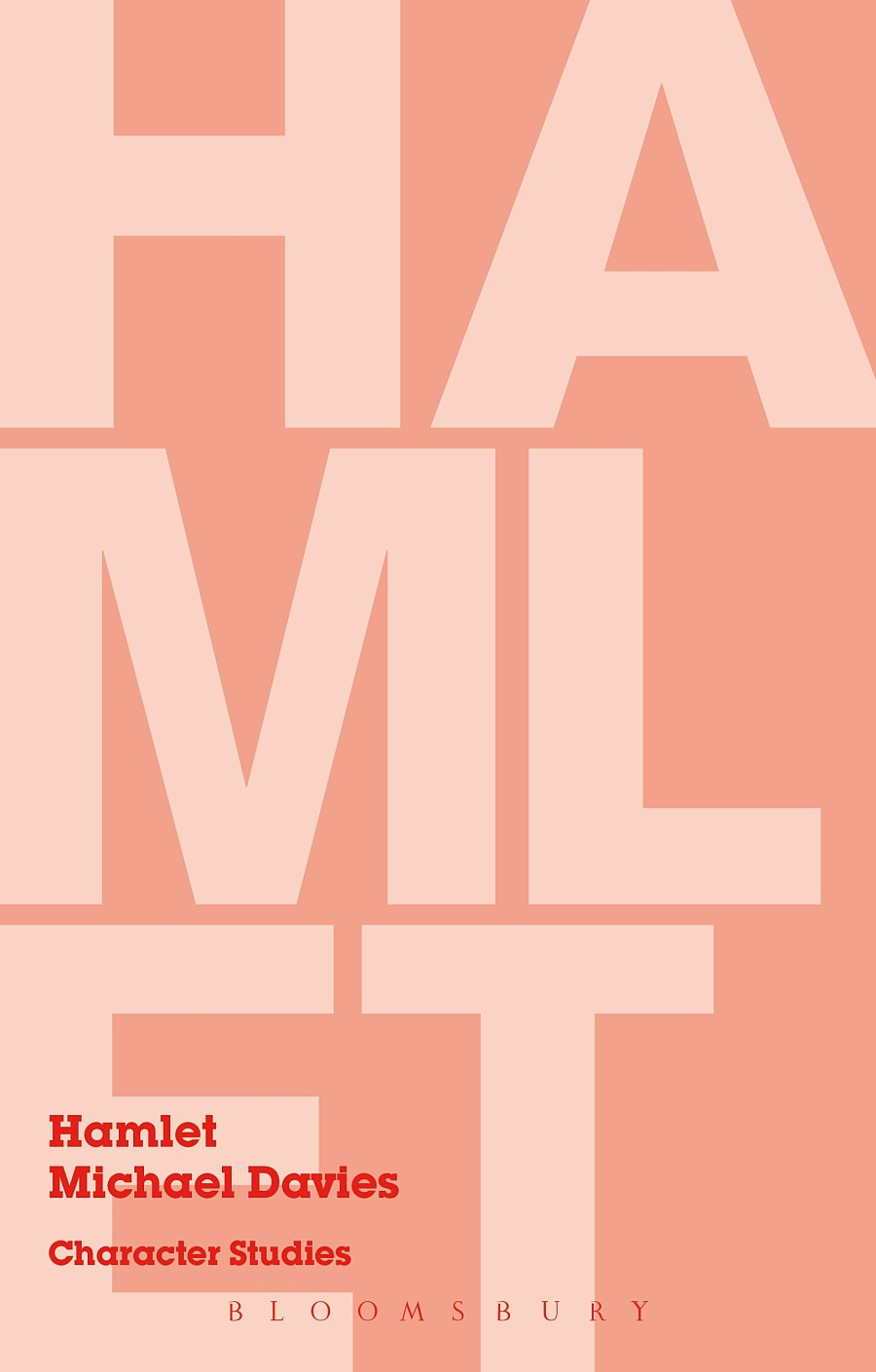 Hamlet by Michael Davies book cover
