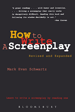 How to Write: A Screenplay cover image