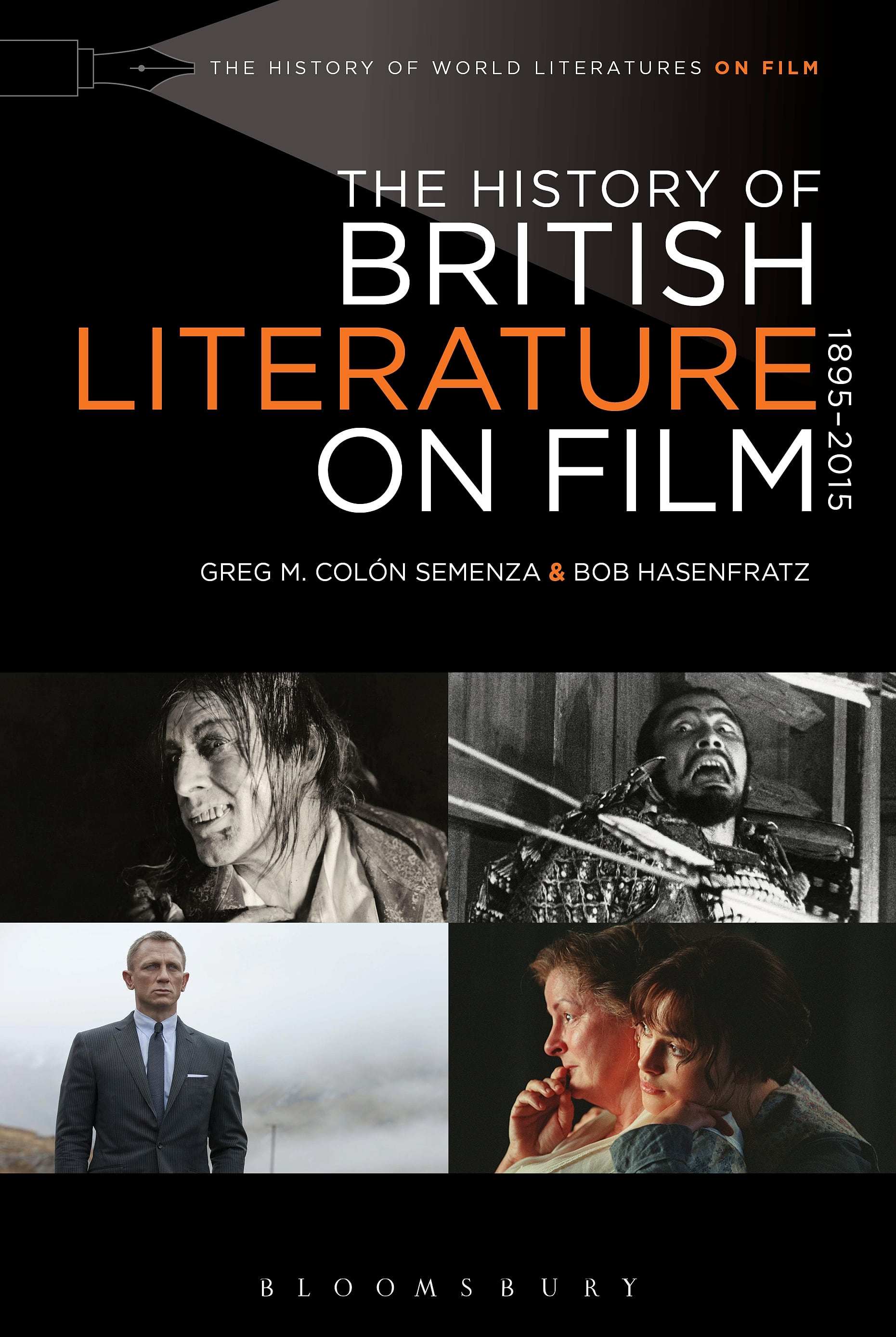 The History of British Literature on Film, 1895–2015