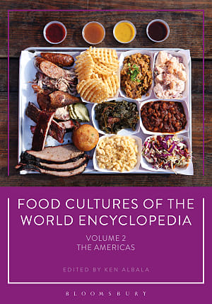 Food Cultures of the World Encyclopedia 4 volumes