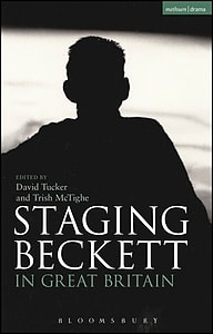 Staging Beckett in Great Britain cover image