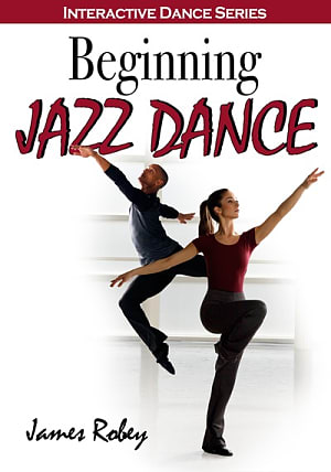 Book cover for Beginning Jazz Dance (Human Kinetics). Select image to read ebook.