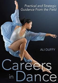 Book cover image for Careers in Dance by Ali Duffy