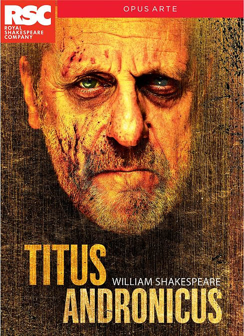 Titus Andronicus cover image