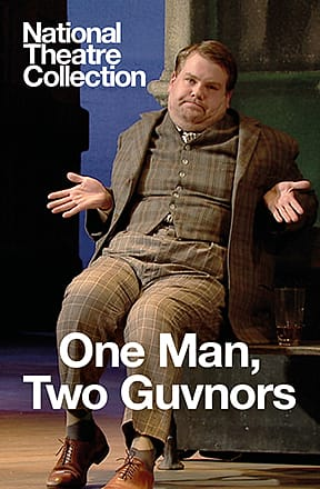 One Man, Two Guvnors cover image