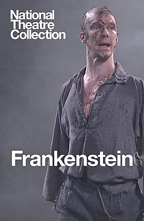 Frankenstein: Benedict Cumberbatch cover image