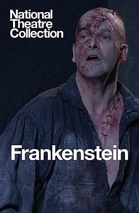 Frankenstein: Jonny Lee Miller cover image
