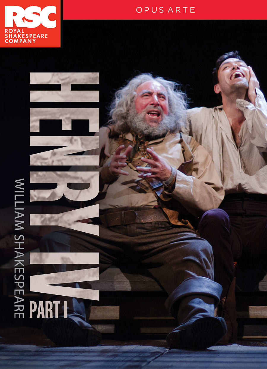Henry IV Part 1 cover image