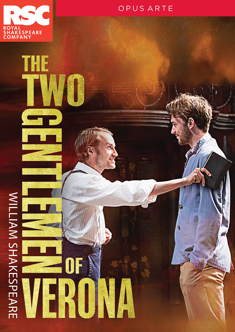The Two Gentlemen of Verona cover image