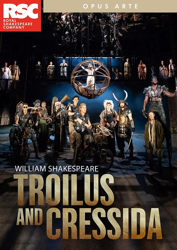 Troilus and Cressida cover image