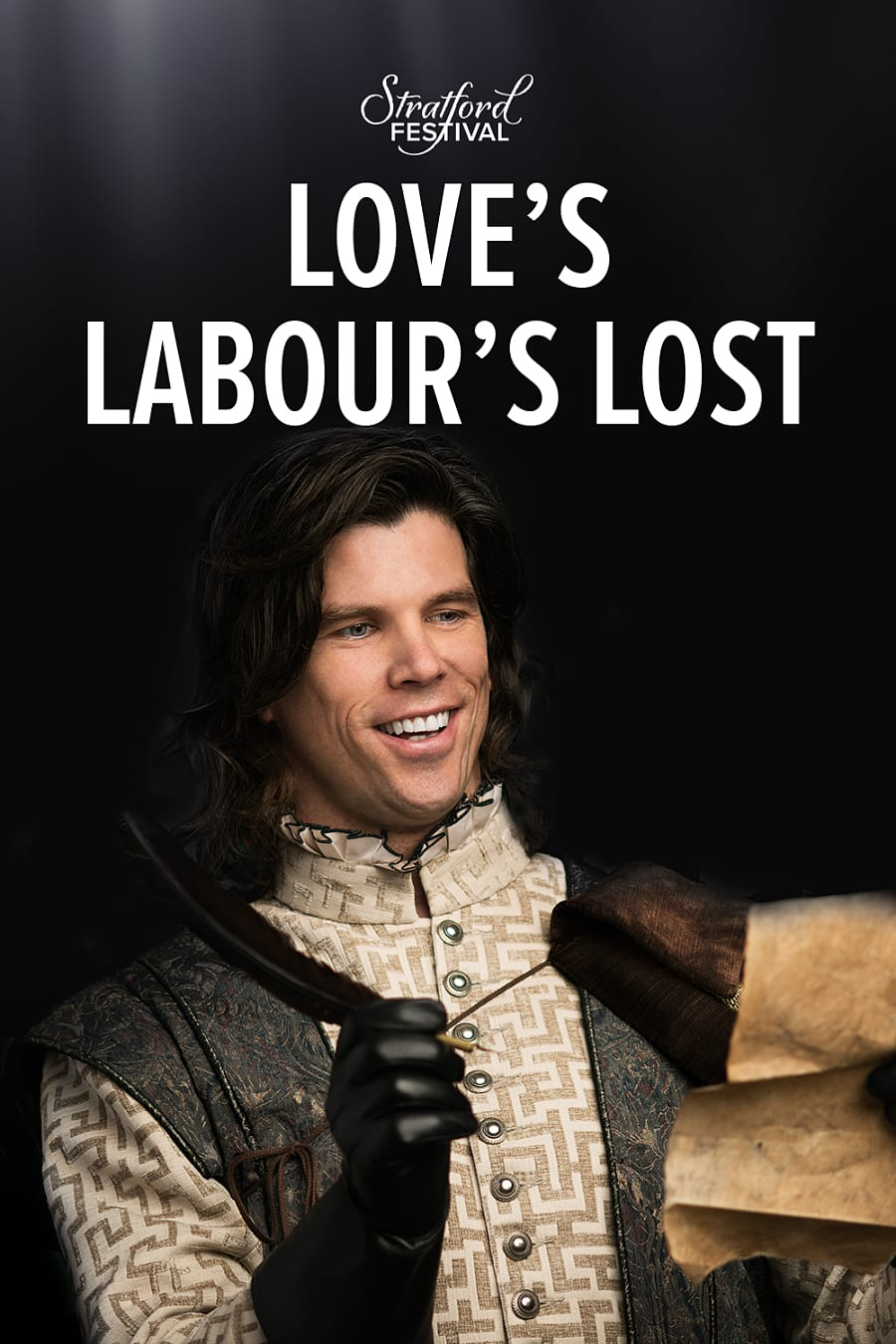 Love's Labour's Lost cover image