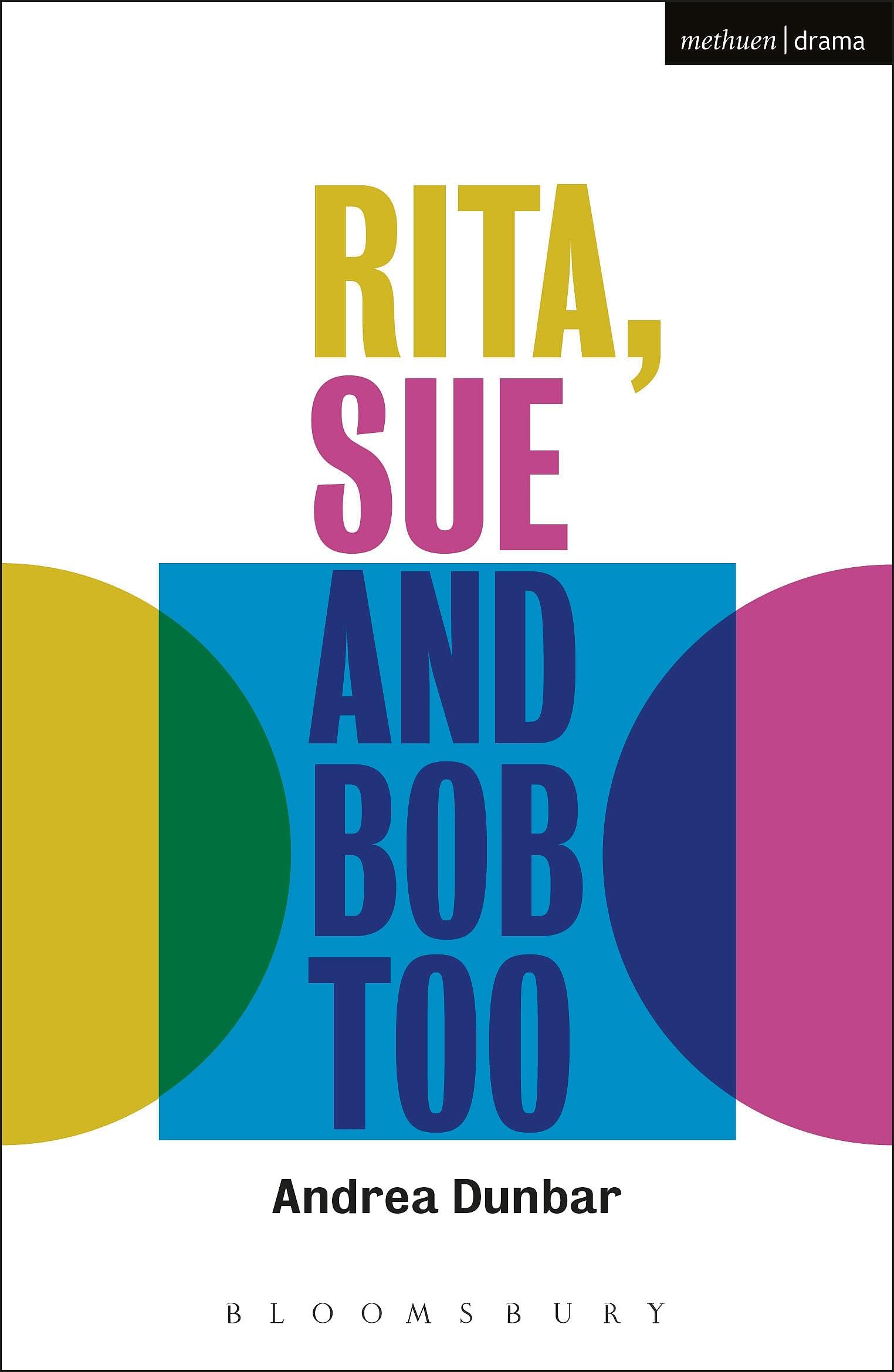 Cover image of Rita, Sue and Bob Too