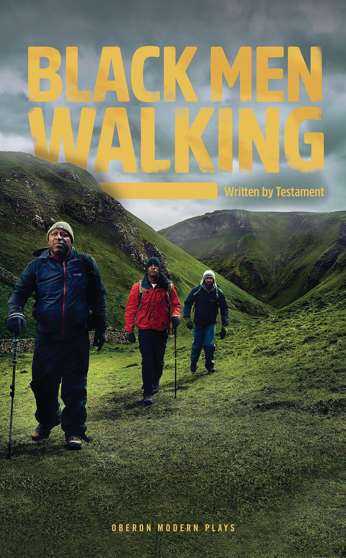 Black Men Walking cover image