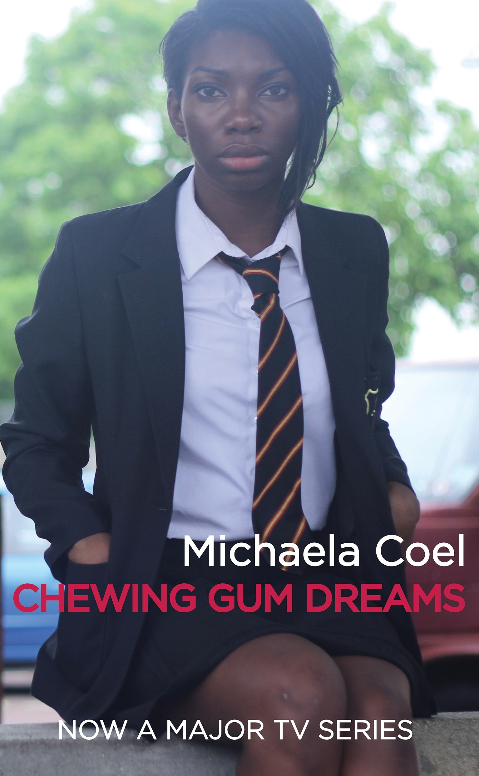 Chewing Gum Dreams cover image