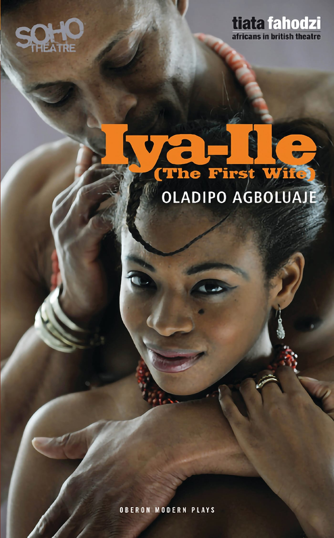 Iya-Ile (The First Wife) cover image