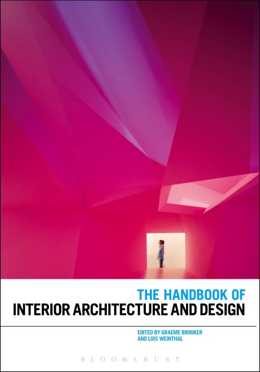 Handbook of Interior Architecture and Design Cover