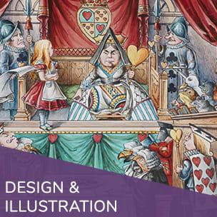 Explore all Design and Illustration content