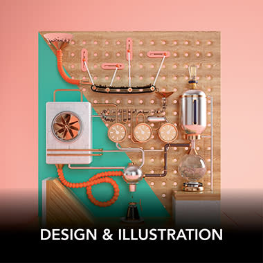 Explore all Design and Illustration content