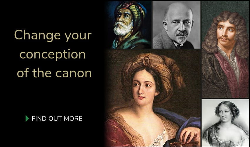 Change your conception of the cannon: some of the thinkers on Bloomsbury Encyclopedia of Philosphers.