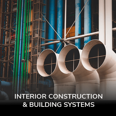 Explore all Interior Construction and Building Systems content
