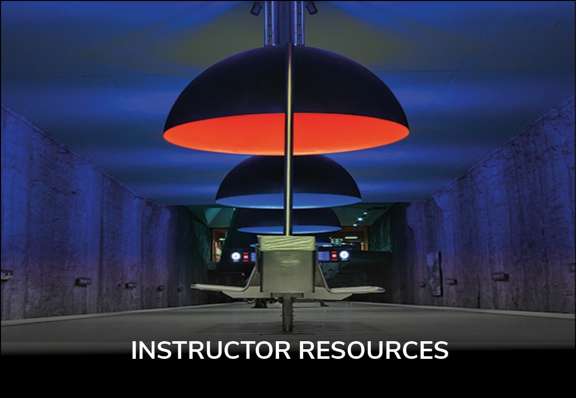 View all instructor resources