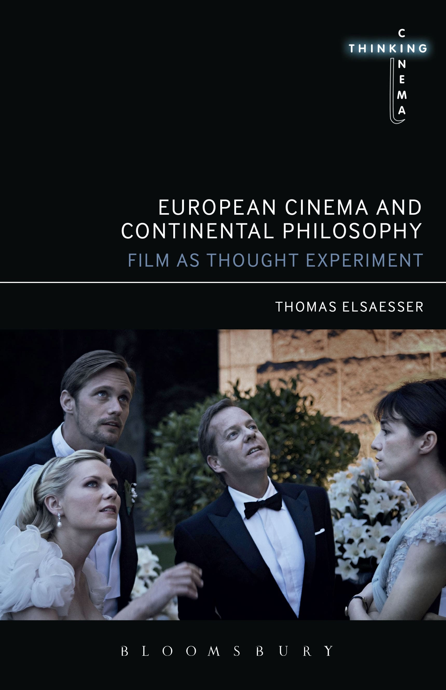 Front cover of European Cinema and Contemporary Philosophy
