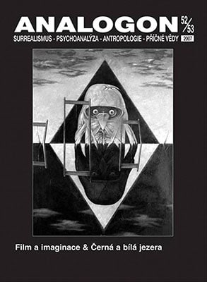 2007 Cover of Analogon issue no 52-3