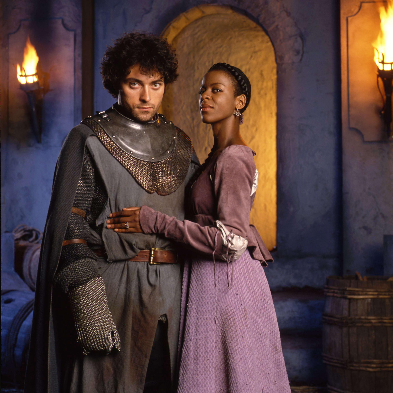 Henry IV production image