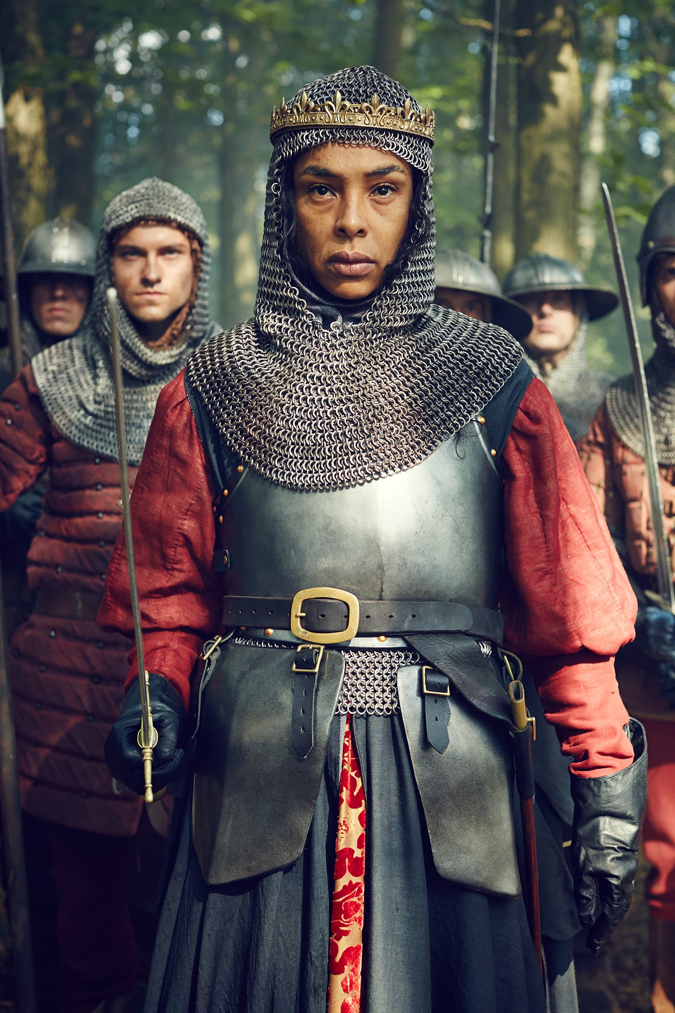 Hollow Crown Series 2 Production Image